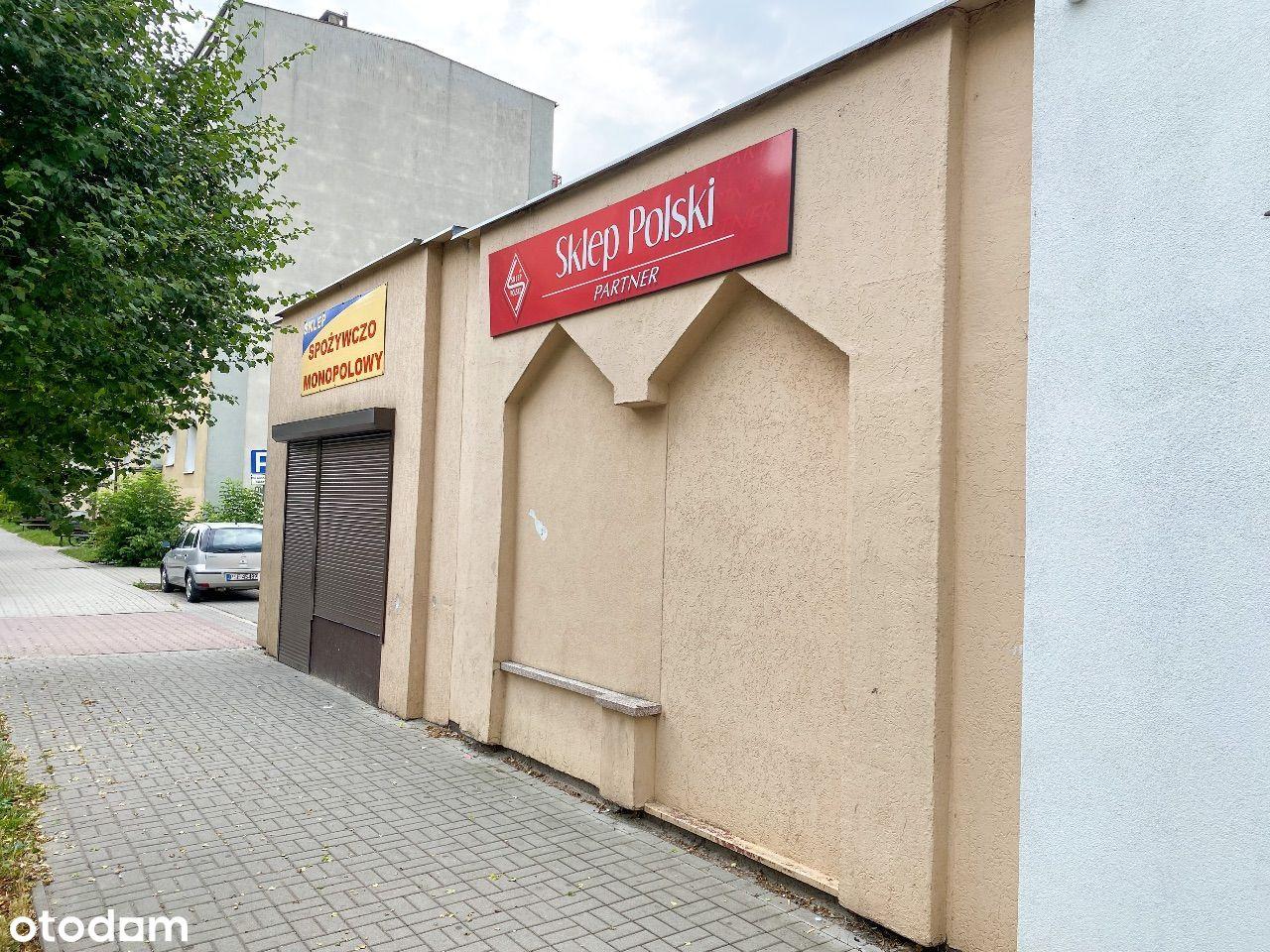 Lokal użytkowy na wynajem 92 m2 - Śrem