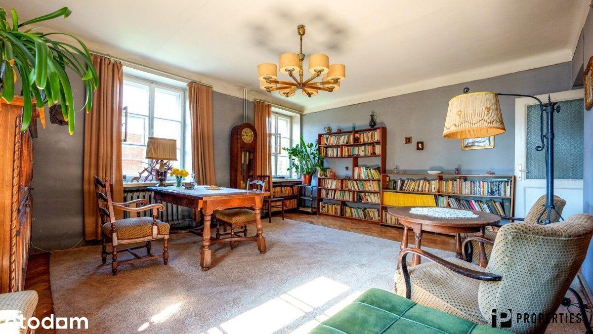 Mieszkanie na starówce | 85m2 | Kamienica