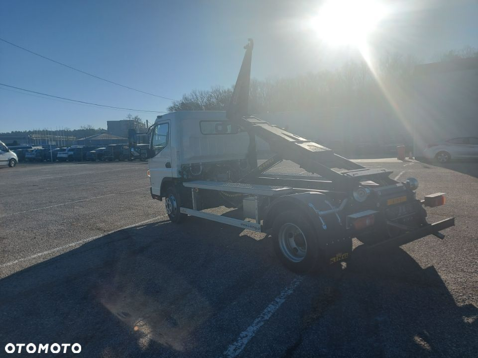 FUSO CANTER 7C15  Fuso Canter 7C15 hakowiec - 5