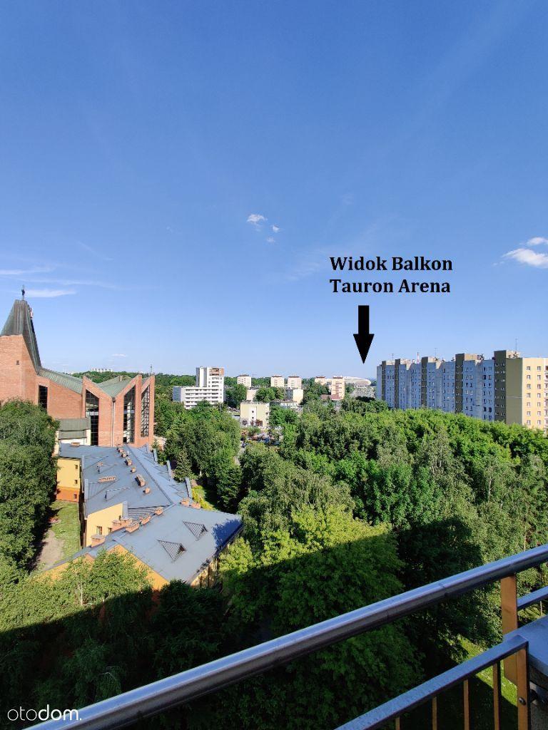 TOP lokalizacja, widok, ul. Śliczna 8 piętro 45m2