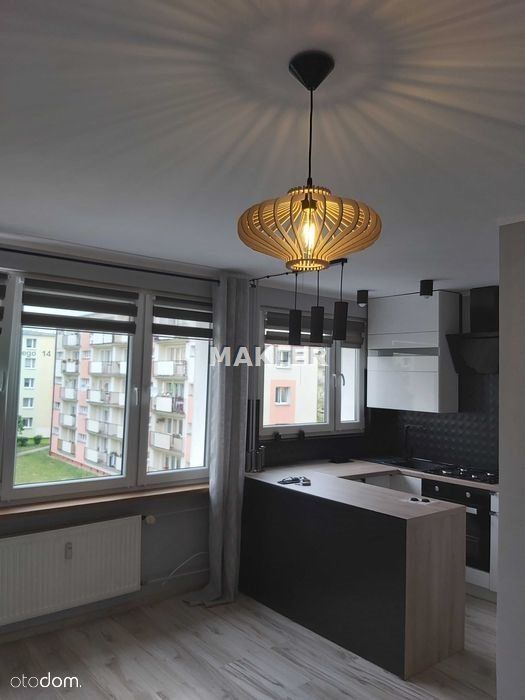 Piękne mieszkanie po remoncie 37 m2