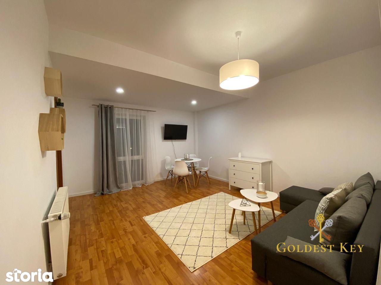 Goldest Key - Apartament modern 45 mp