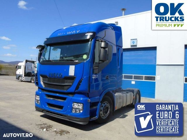 Iveco STRALIS AS440S48T/P - 1