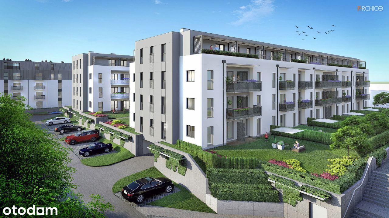 Nowe mieszkanie Duńska III etap C.2.04