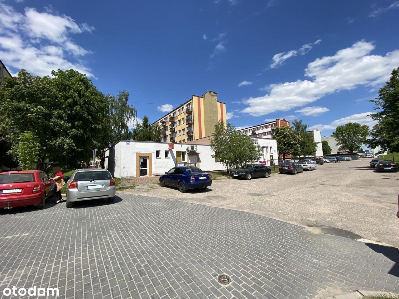 Handlowo-Usługowy w ścisłym centrum Bielska Podl.!
