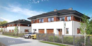 Nowe domy jednorodzinne na spokojnym osiedlu