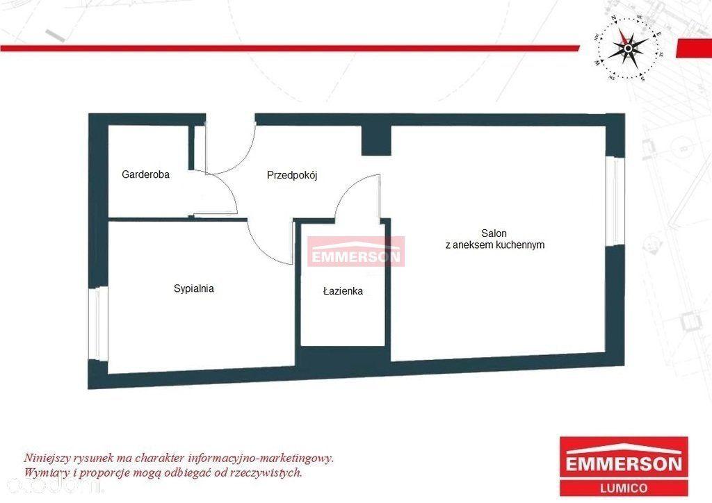 Mieszkanie 2 pokoje Prądnik Czerwony blisko centru