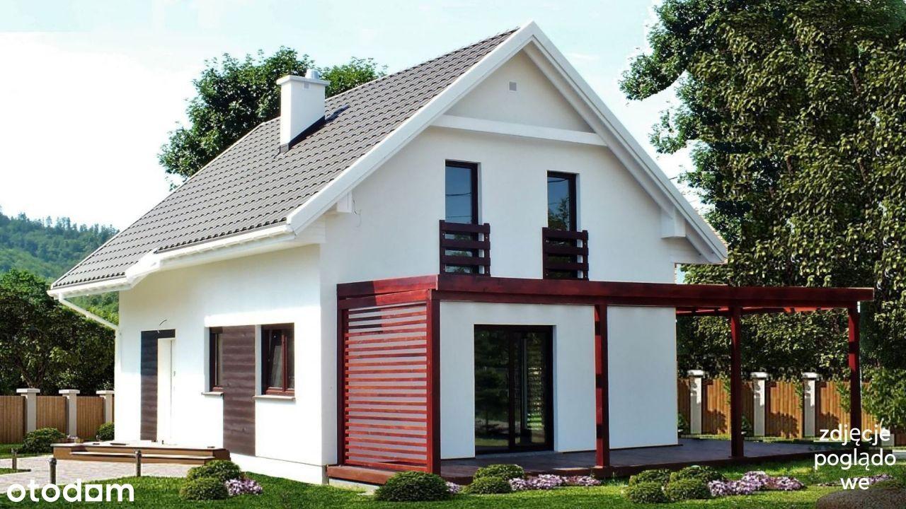 Nowy dom jednorodzinny
