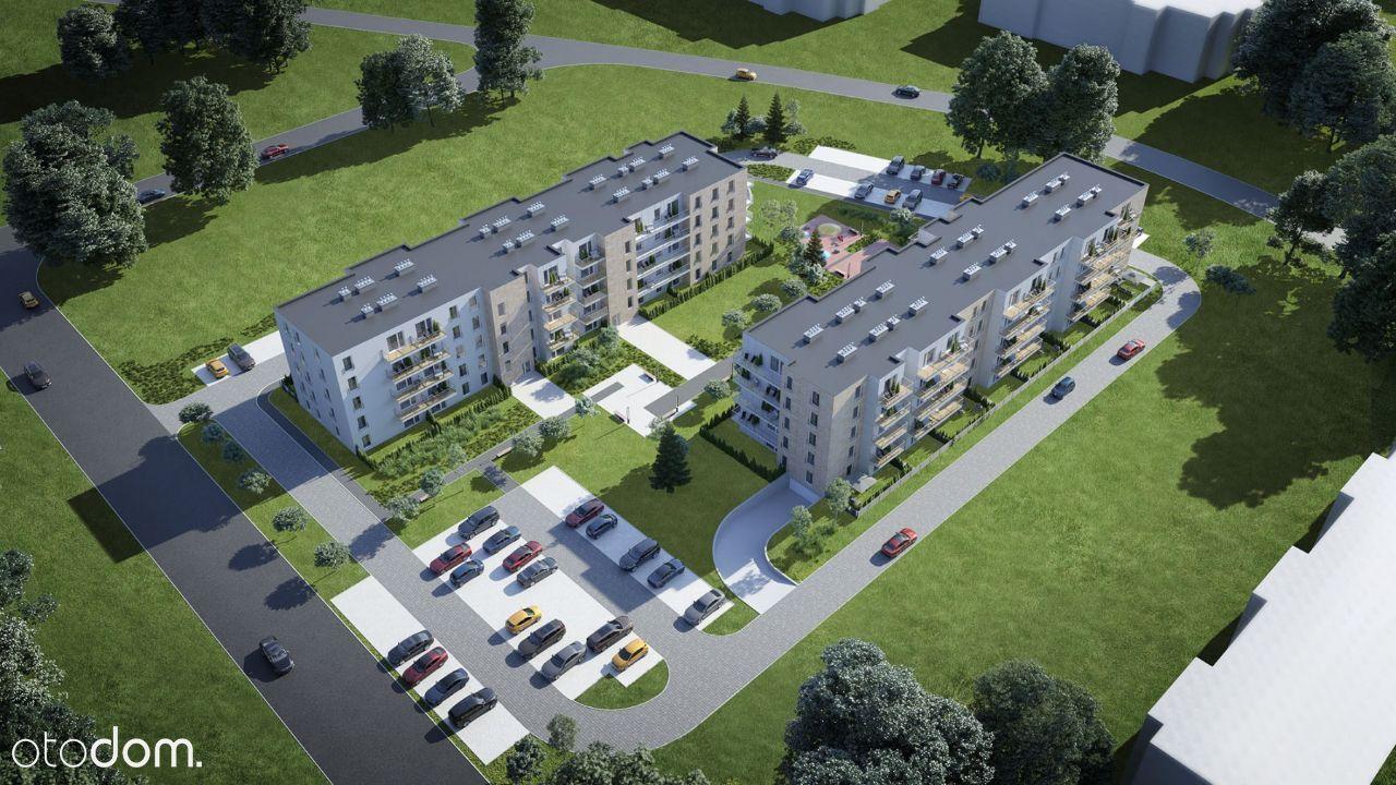 Przestronne Mieszkanie Osiedle Szwanke M64