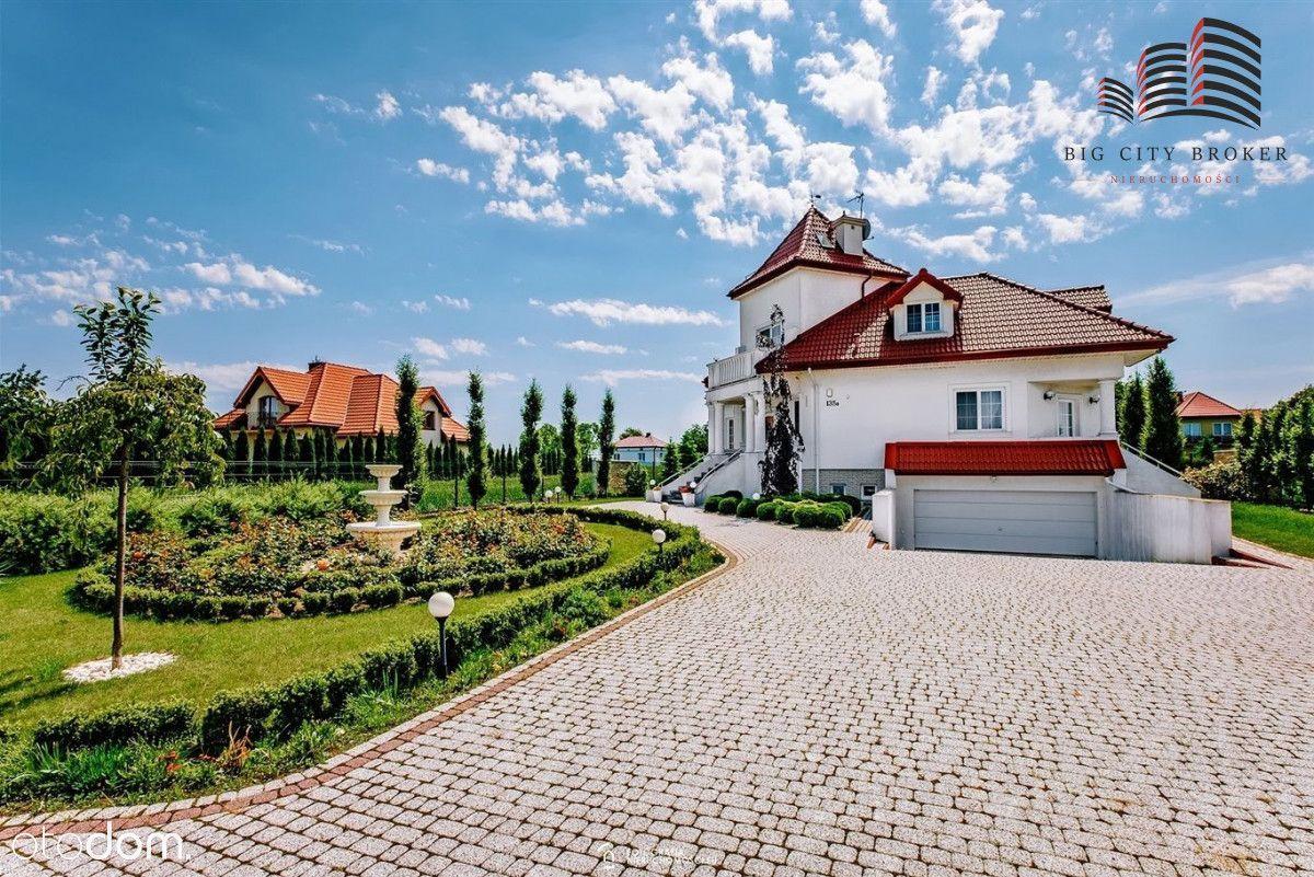 ***Piękny dom na 18a. działce pod Lublinem***