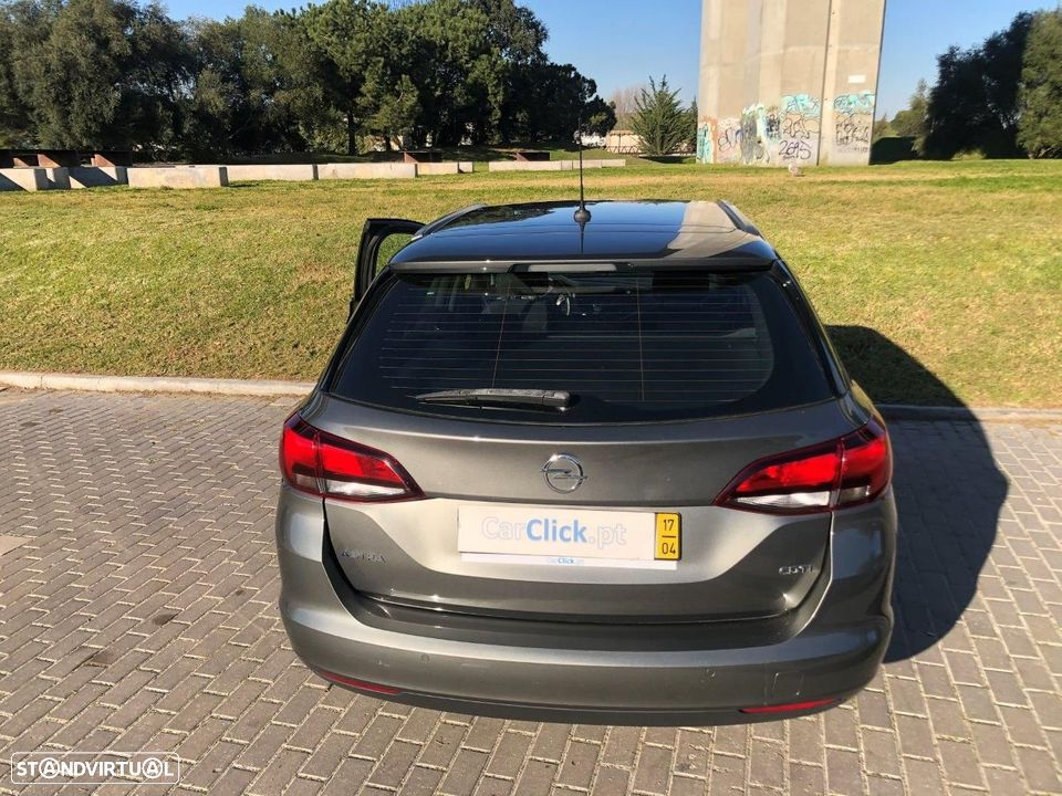 Opel Astra Sports Tourer 1.6 CDTI Business Edition S/S - 12