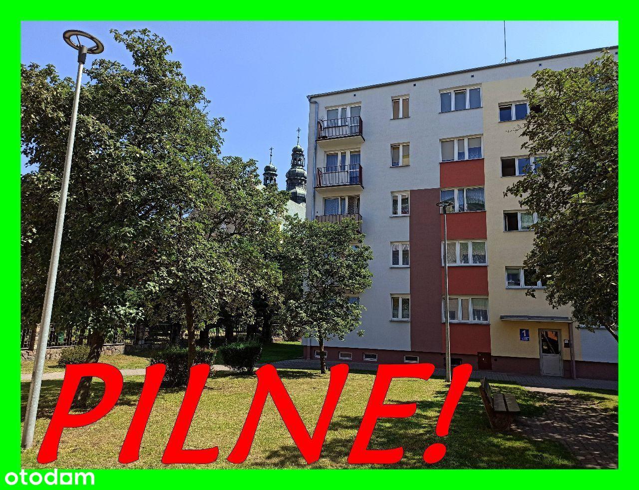 REZERWACJA! 47,9 m2, 3 pokoje, blok, PARTER!!!