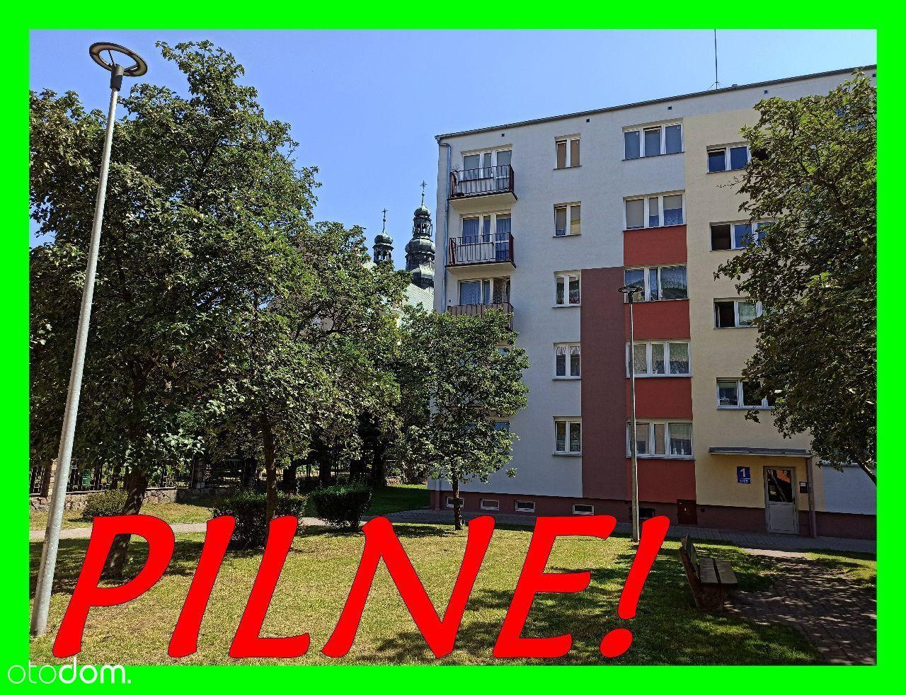 PILNE! 47,9 m2, 3 pokoje, blok, PARTER!!! Okazja!!