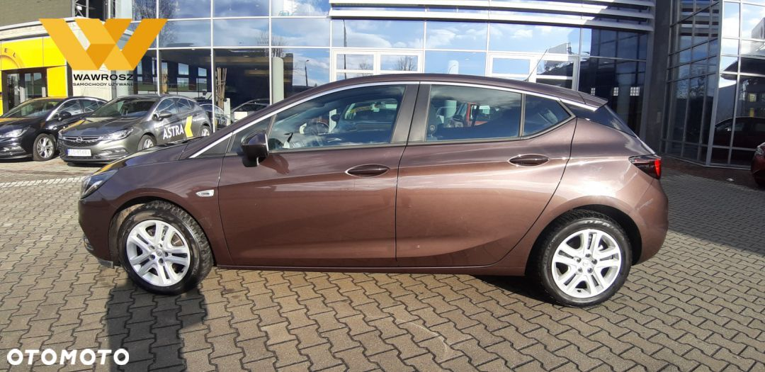 Opel Astra Enjoy 1.4 Turbo 125KM Krajowy F VAT23% Od dealera! - 4