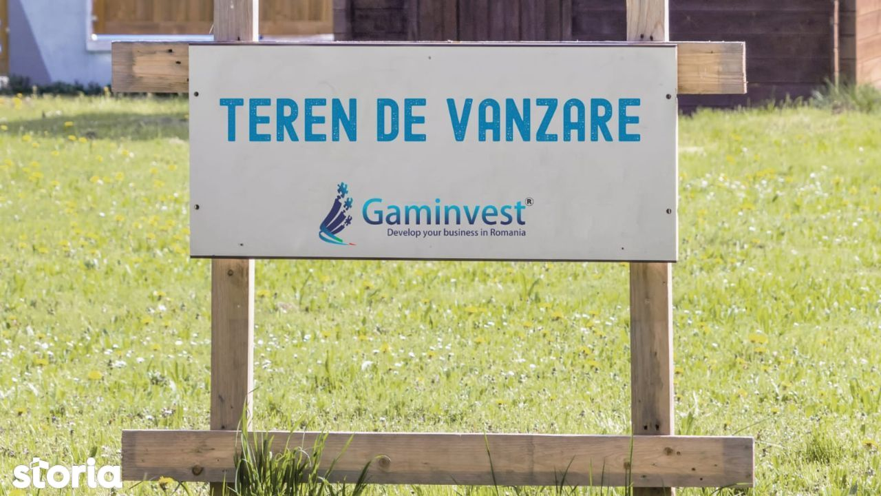 Gaminvest - Teren de vanzare in Cheriu , Bihor - V2378