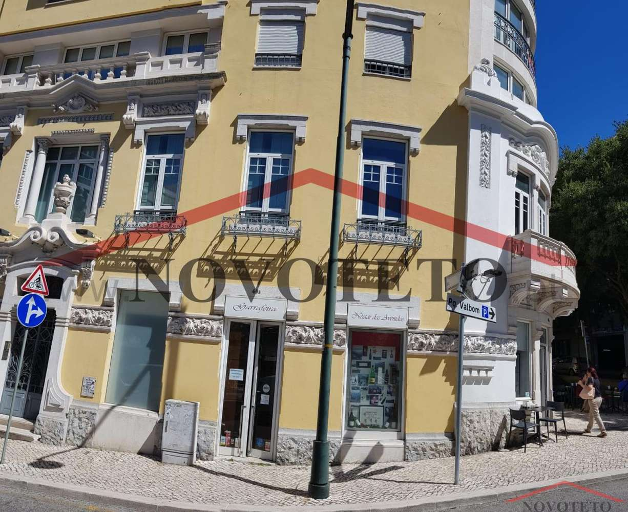 Loja para arrendar, Avenidas Novas, Lisboa - Foto 3