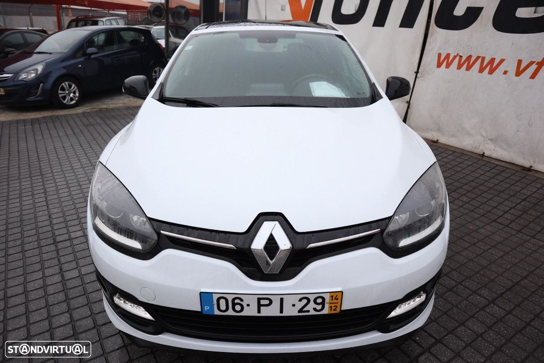 Renault Mégane 1.5 dCi Limited SS - 21