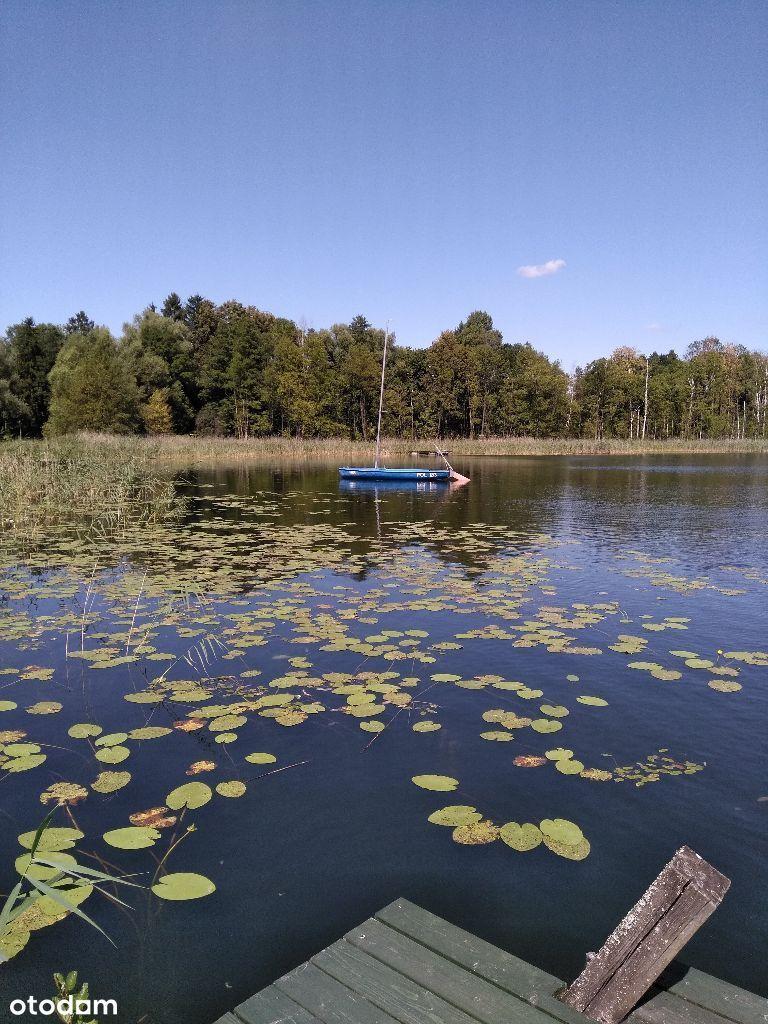 Działka/siedlisko nad jeziorem Gromskim, Mazury