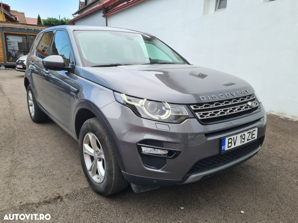 Land Rover Discovery Sport 2.0 - 39