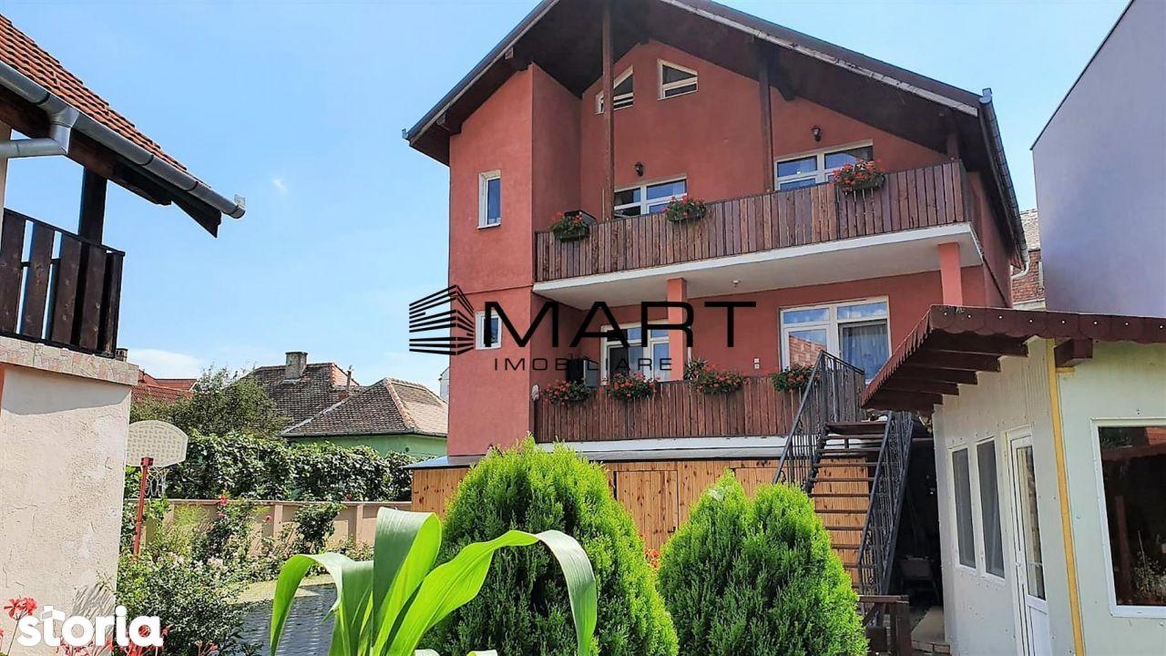 Apartament la casa 130 mp zona Terezian