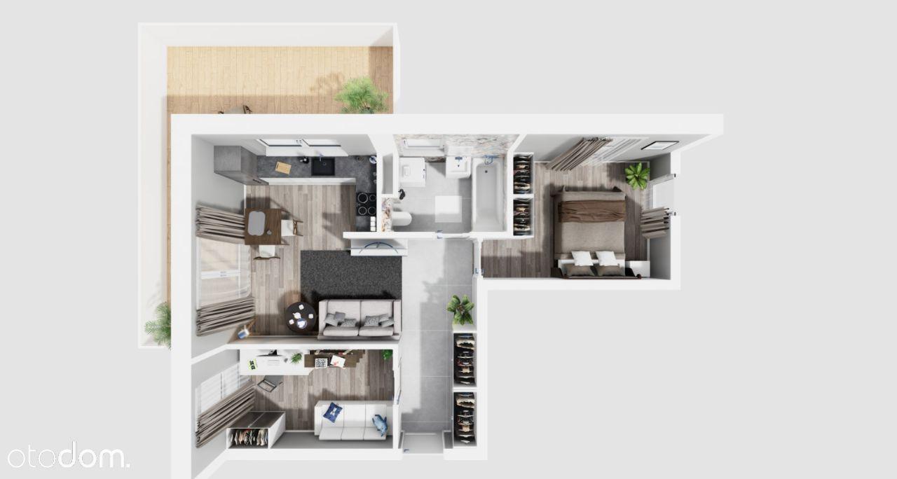Bacciarellego 54 | wyjątkowe mieszkanie D.0.1