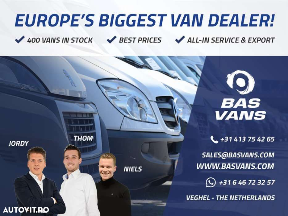 Volkswagen Crafter 2.0 TDI 177PK Chassis cabine Dubbellucht Airco Cr... - 13