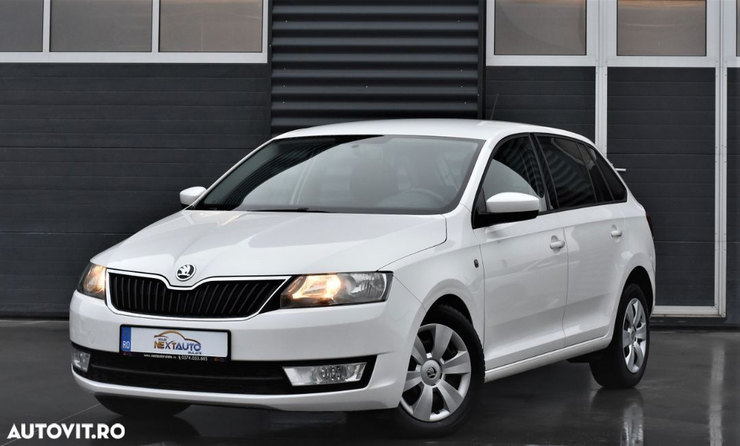Skoda RAPID Spaceback - 15
