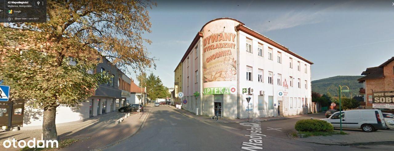 Lokale w budynku do wynajecia -Myślenice- Centrum