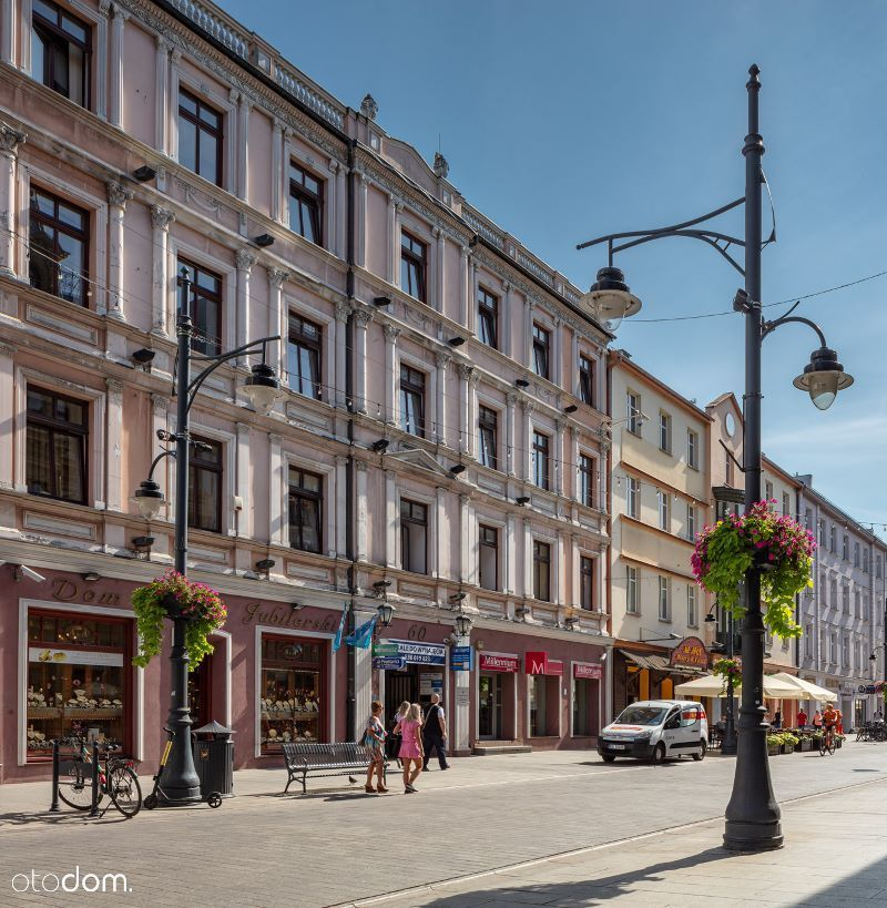 Lokale biurowe, deptak, piotrkowska, parking