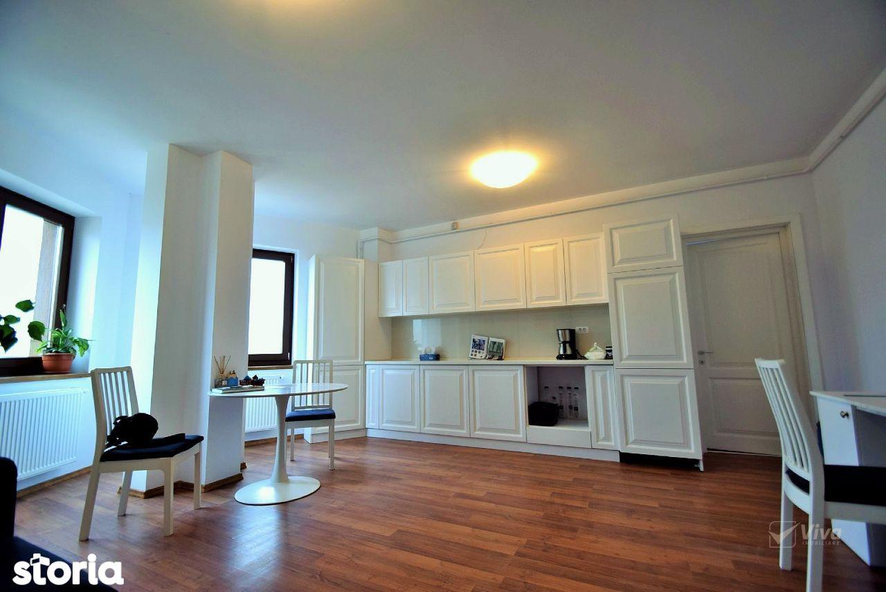 Apartament finalizat 2 camere 60mp, Galata-Miroslava