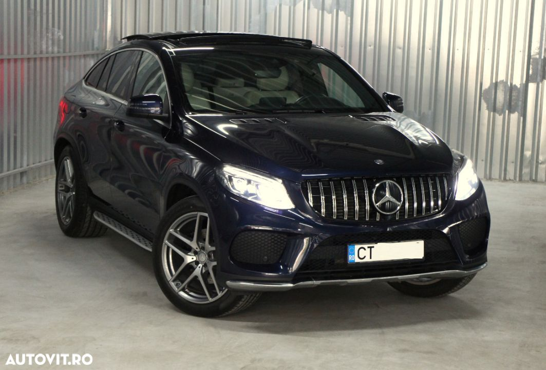 Mercedes-Benz GLE Coupe - 34