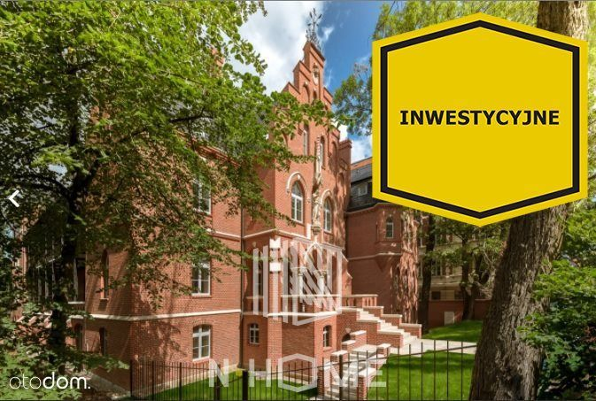 Pl. Bema/ Dwupak Kawalerek / Idealne Dla Inwestora