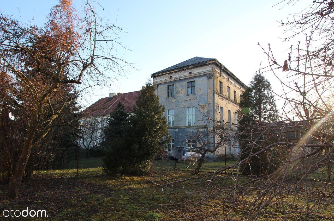 PAŁAC przy zabytkowym parku. 6km od Wrocławia