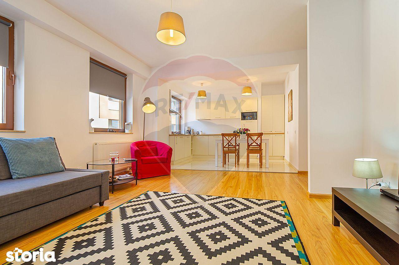 Apartament cochet mobilat si utilat, Drumul Poienii, Seasons Residence