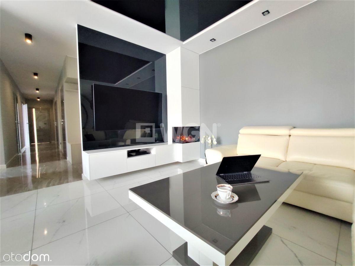 Mieszkanie, 87 m², Łódź