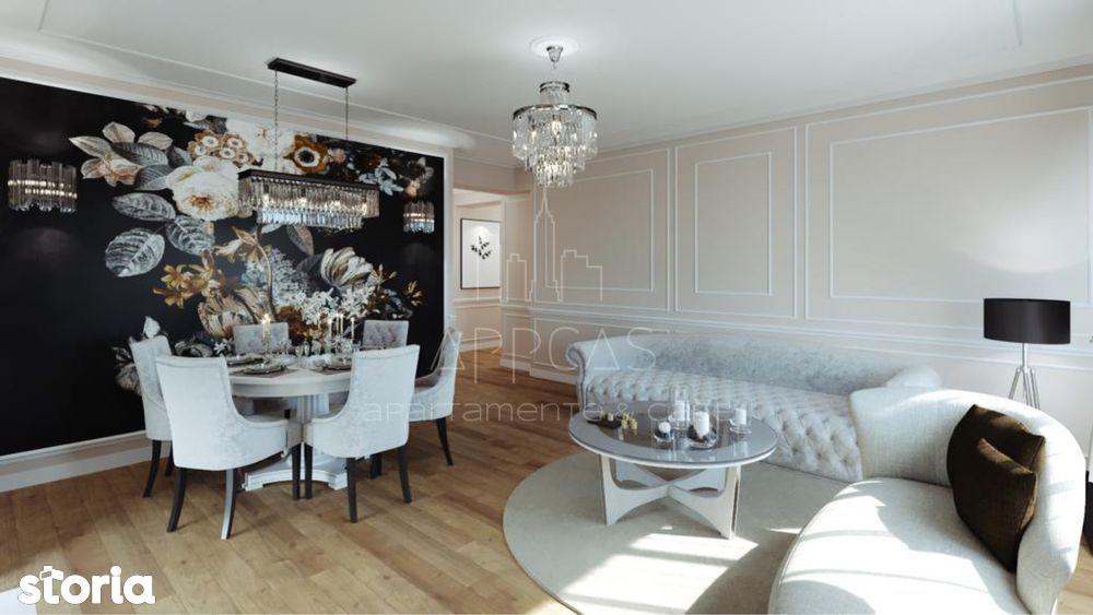 Apartament 4 camere / Gafencu Residence