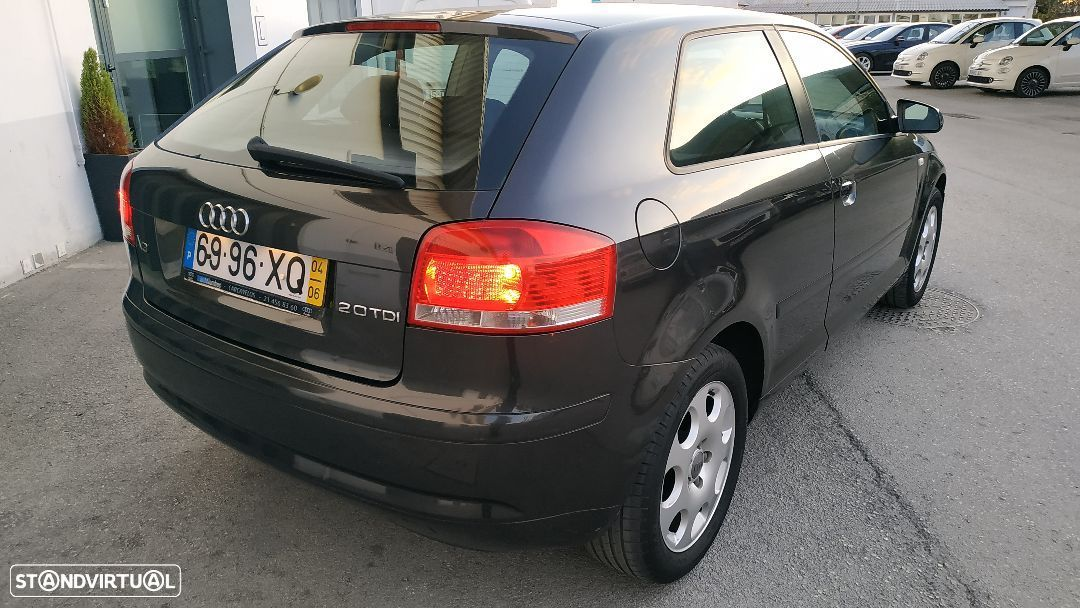 Audi A3 2.0 TDi Attraction - 17