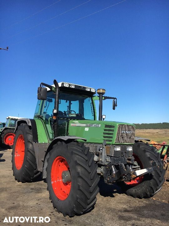 Fendt Favorit 512C - 2
