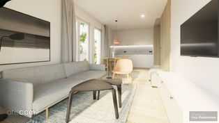 Nowe mieszkanie 36,5mkw, Aleja Południowa M9