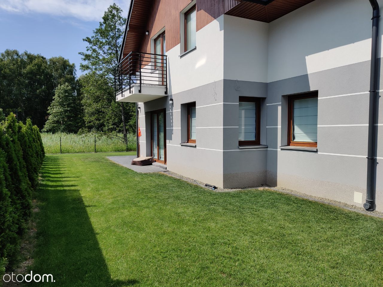 Dom wolnostojący z garażem i działką w Krakowie