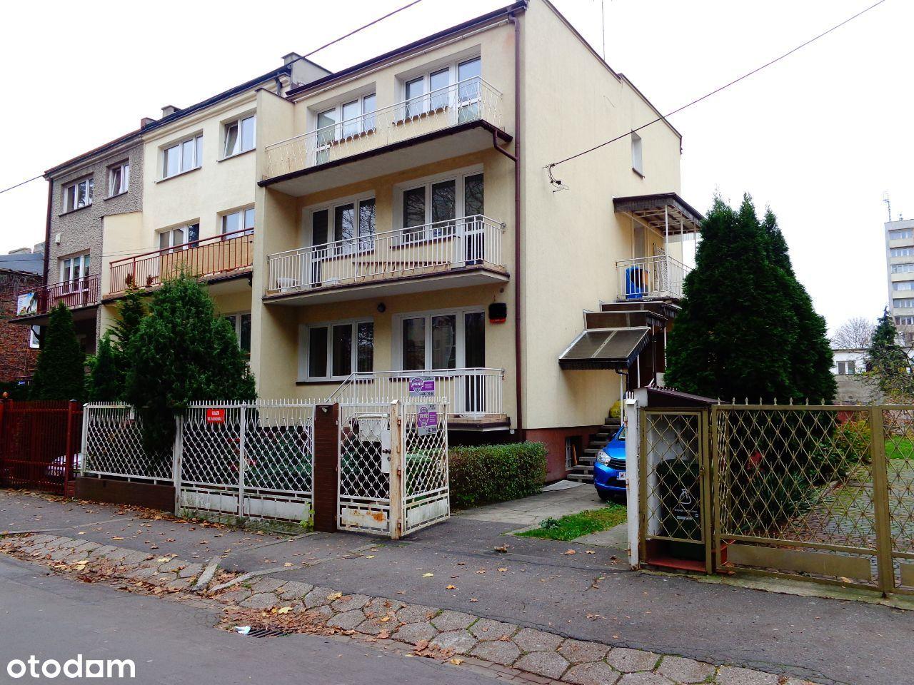Dom po generalnym remoncie metro Księcia Janusza