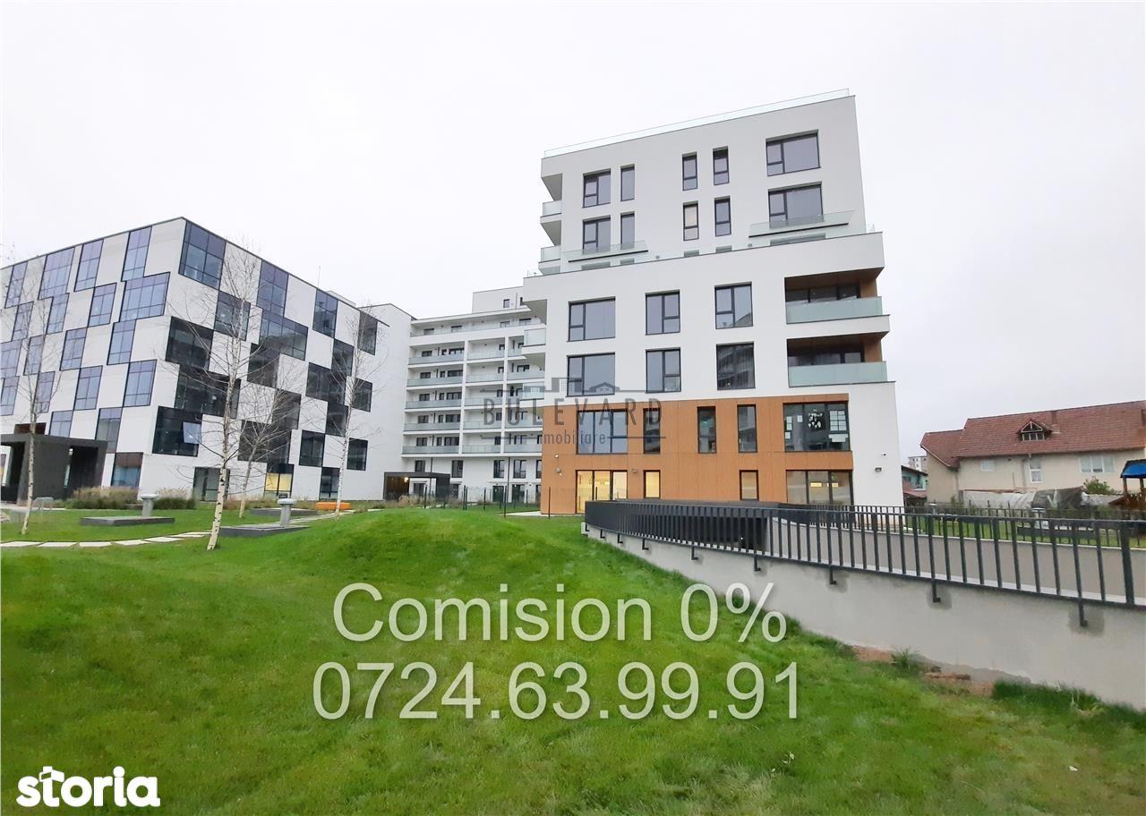 Comision 0%, bloc nou cu CF! Apartament 3 camere in zona semicentrala,