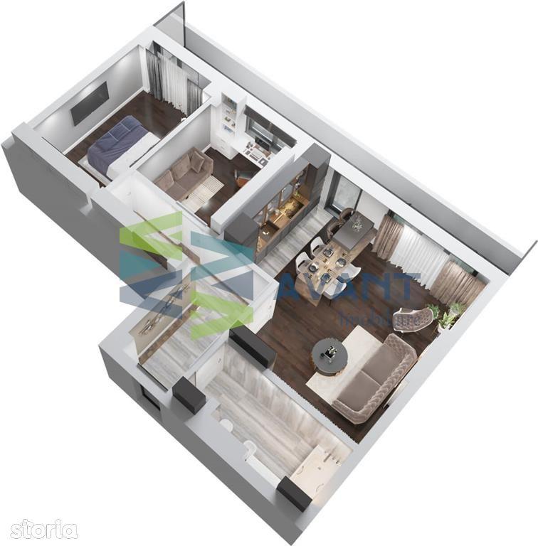 COMISION 0% Apartament 3 Camere Copou