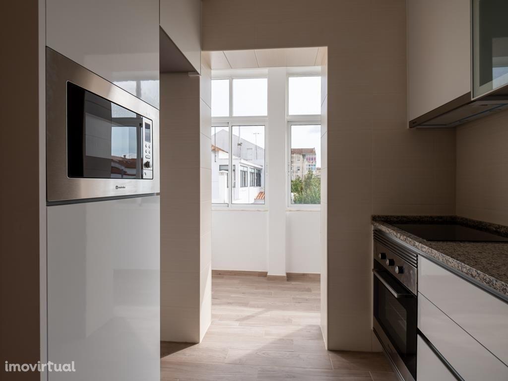 Apartamento T2 Renovado no Pinhal Novo