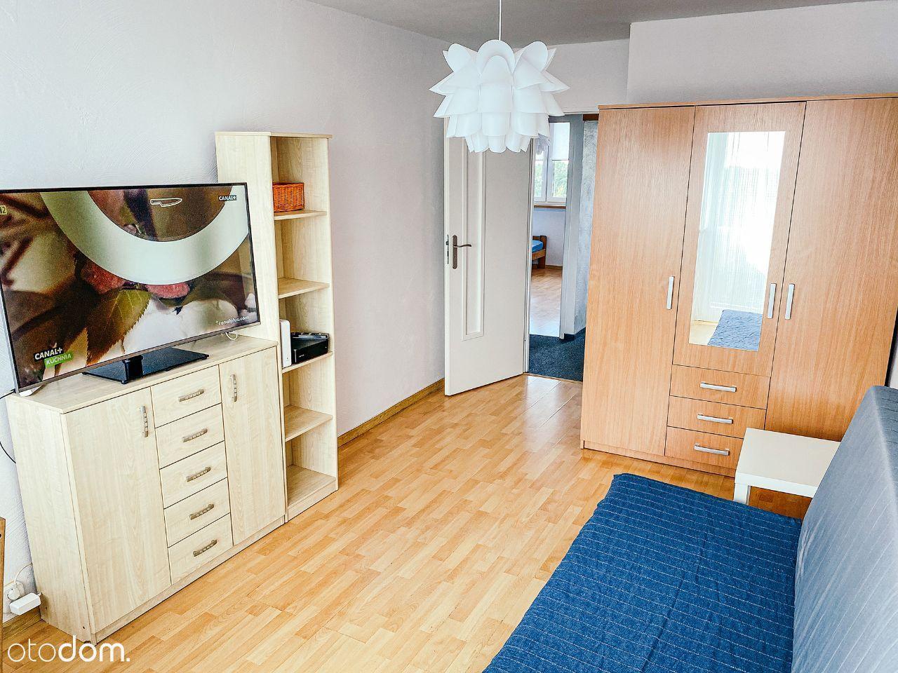 2-pokojowe mieszkanie - ul. Białowieska
