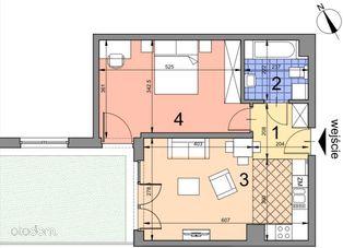 BA0.7 lokal mieszkalny+ogródek 54m2, Kobierzyńska