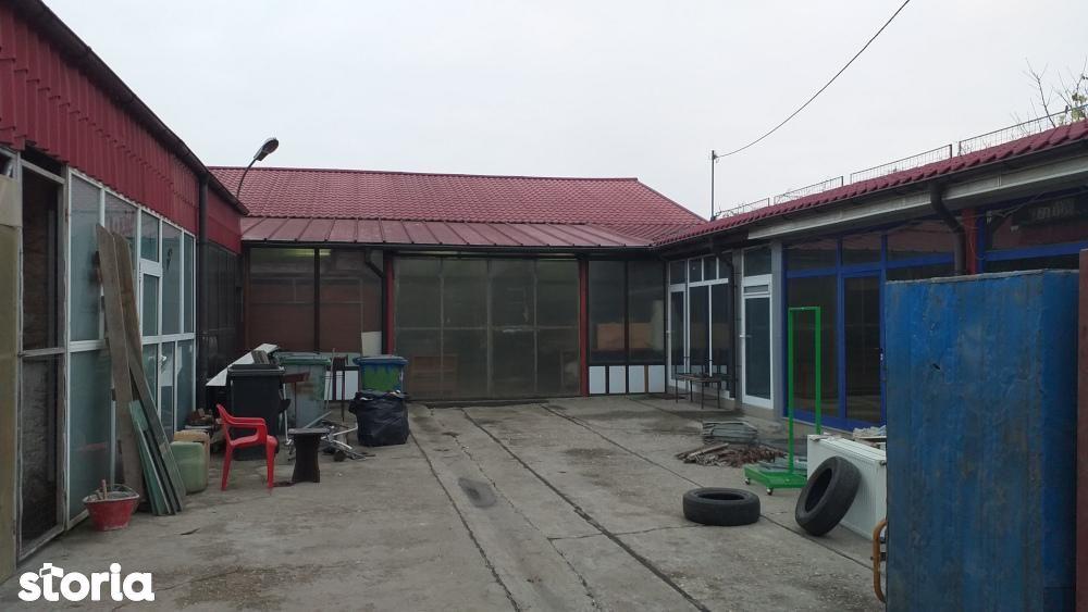 Hala industriala zona Micro 14
