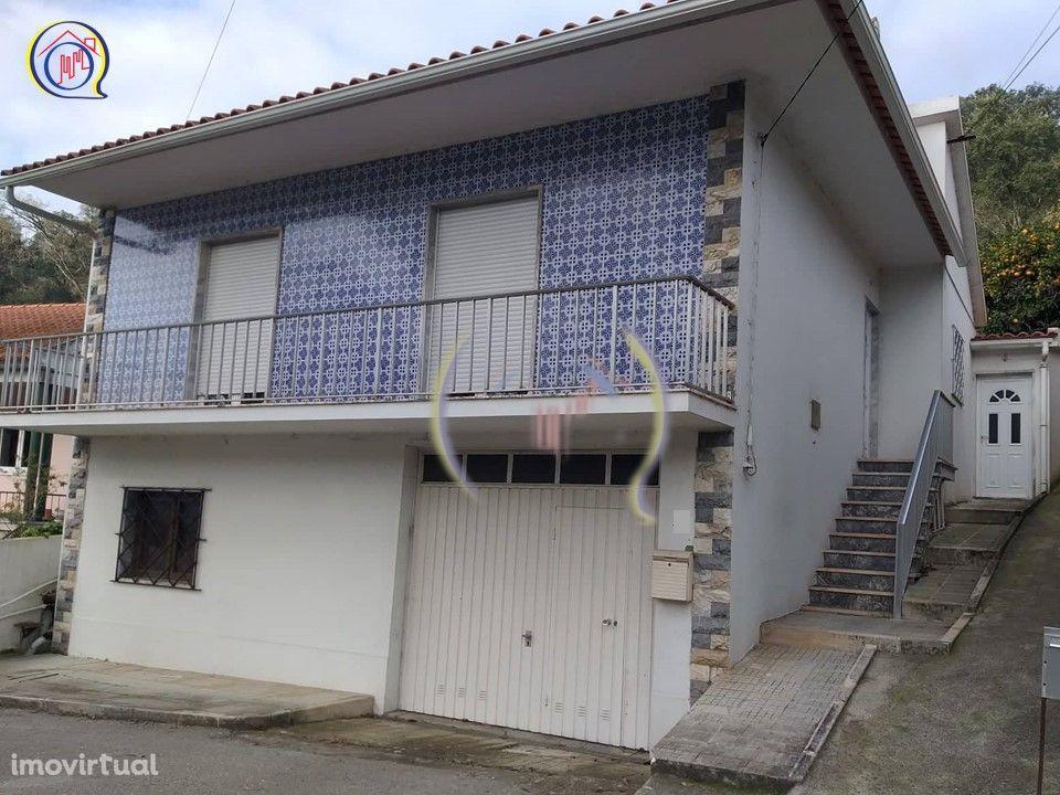 Moradia T3 freguesia Bárrio - Alcobaça