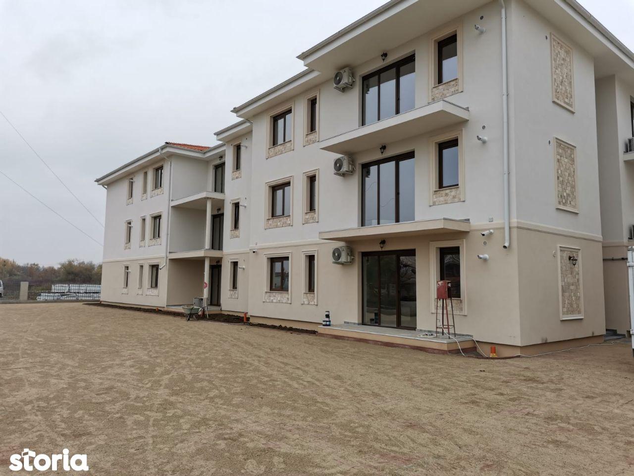 Proiect nou in piata / braytim - apartamente cu 1/2 camere !!