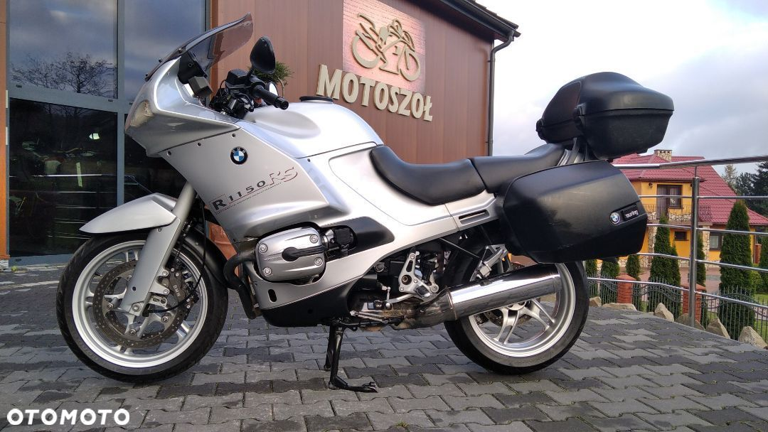 BMW R 1150 RS 2003 rok kufry Twin Spark r 1150 rt rs r gs - 7